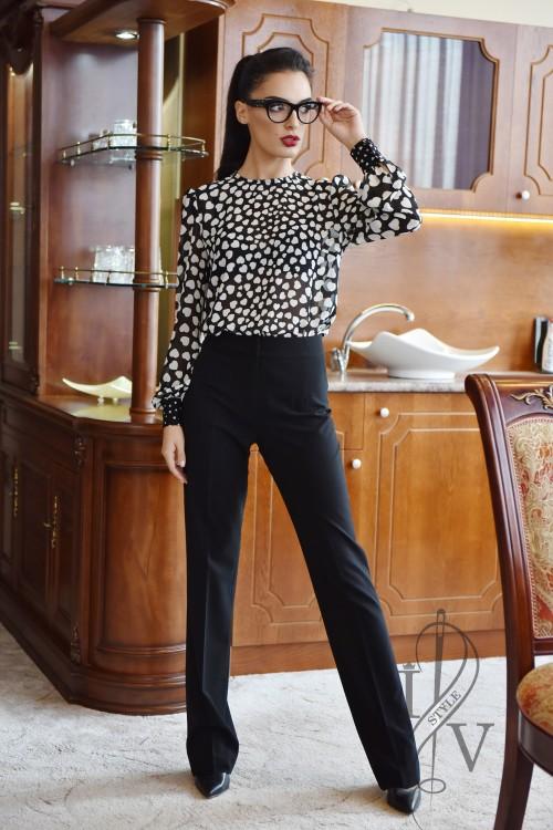 Classic ladies' blouse