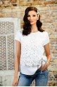 """Limited blouse with lace """"MARGARITA"""""""