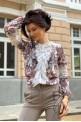 "Exquisite blouse ""FILING"""