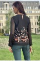 """Luxury blouse """"FROWERS STYLE"""""""