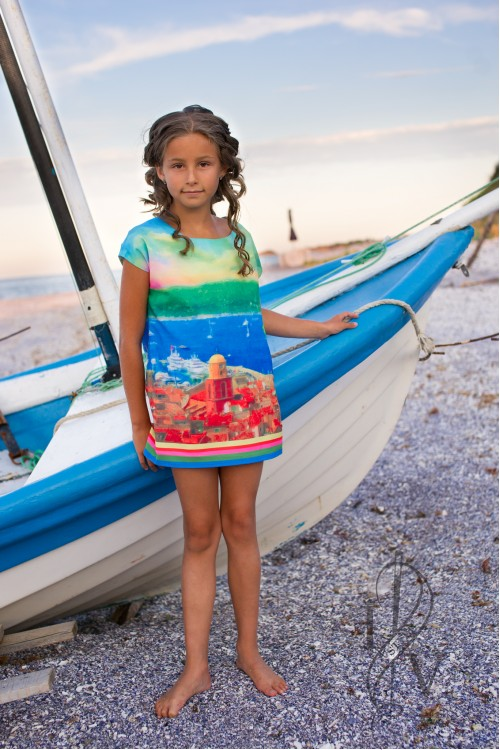 Children's tunic VENICE