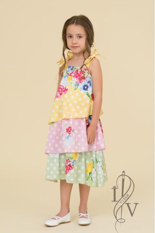 Children's steering wheel dress