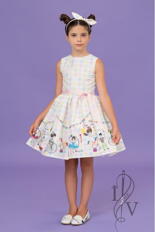 "Children dress boutique ""CIRCUS"""