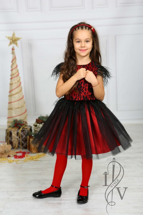"Children's dress ""Fantasy"""