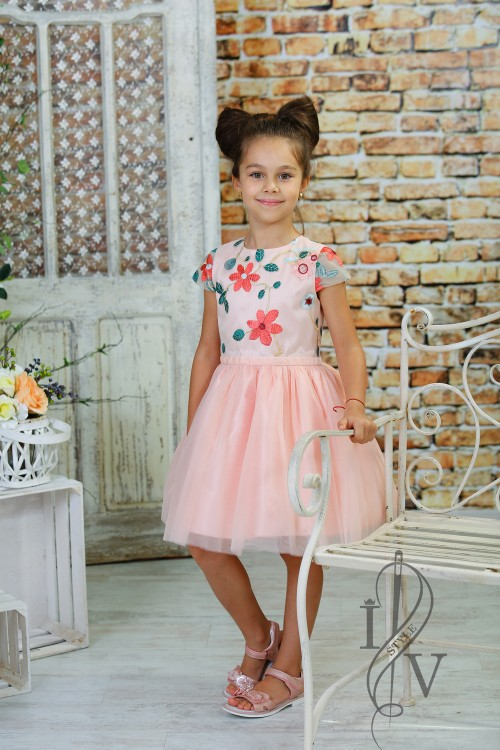 "Luxury children's dress ""BLIAN"""