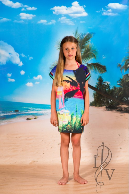 Children tunic HAWAII