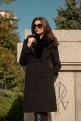 """Class black coat """"JUST BLACK"""""""