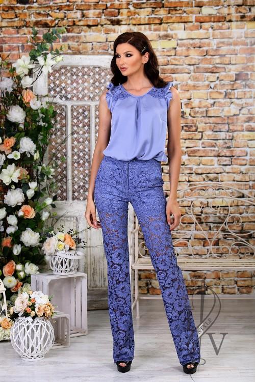 Boutique lace pants