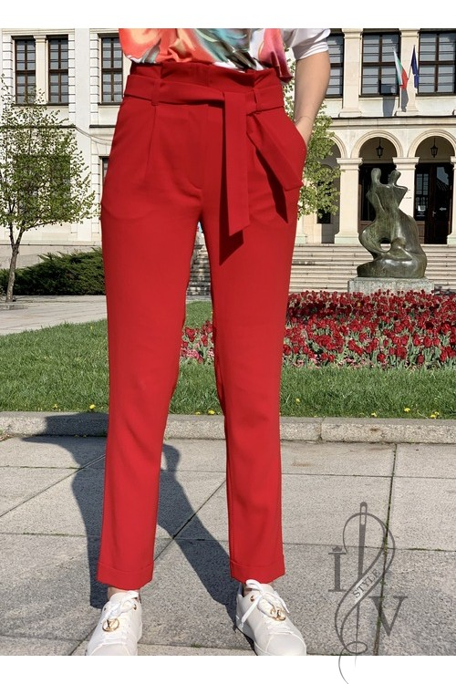 "Trousers ""RED STYLE"""