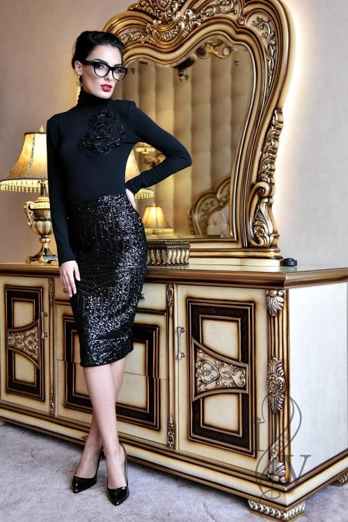 Luxury sequins