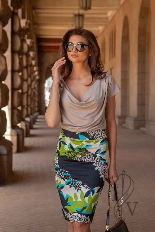 """Women's skirt """"FLORA"""""""