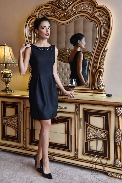 Black dress LOLA