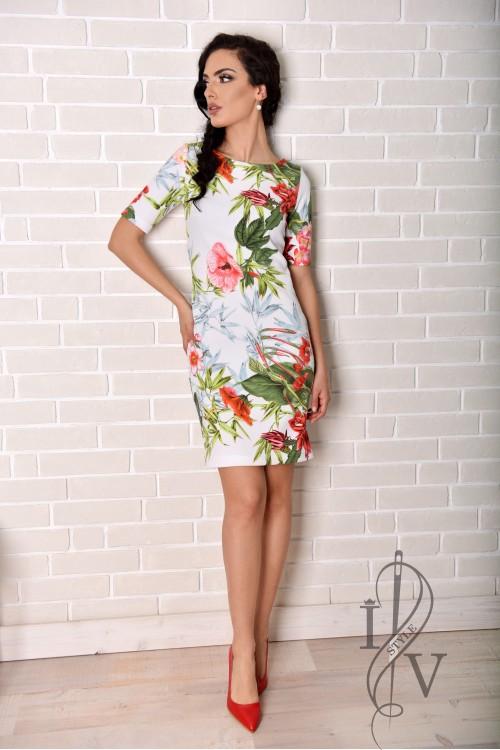 Fresh Flower Dress