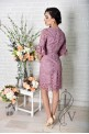"""Lace Dress in """"Rose Ashes"""""""