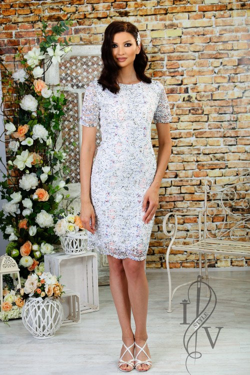 "Lace dress ""Tenderness"""