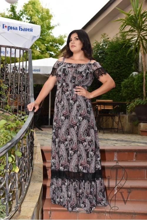 Exquisite long dress